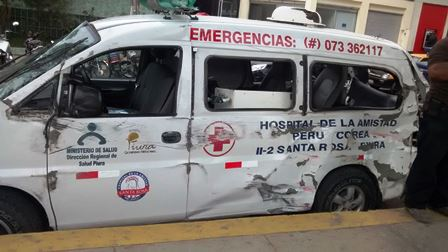 choque ambulancia1
