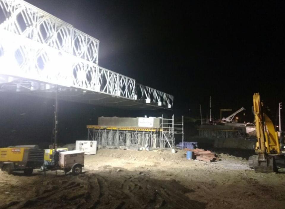 Presidente Kuczynski puso en funcionamiento puente modular en Virú — La Libertad