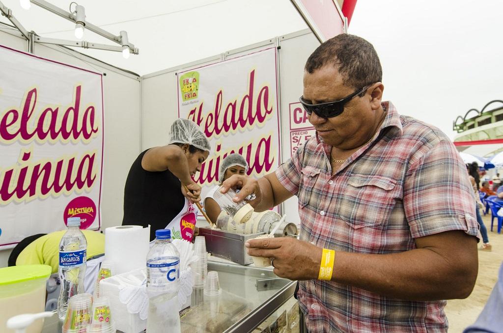Feria gastronómica espera reunir a 25000 visitantes — Perú Mucho Gusto