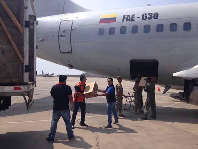 Embajador peruano destacó ayuda humanitaria enviada por Chile tras inundaciones