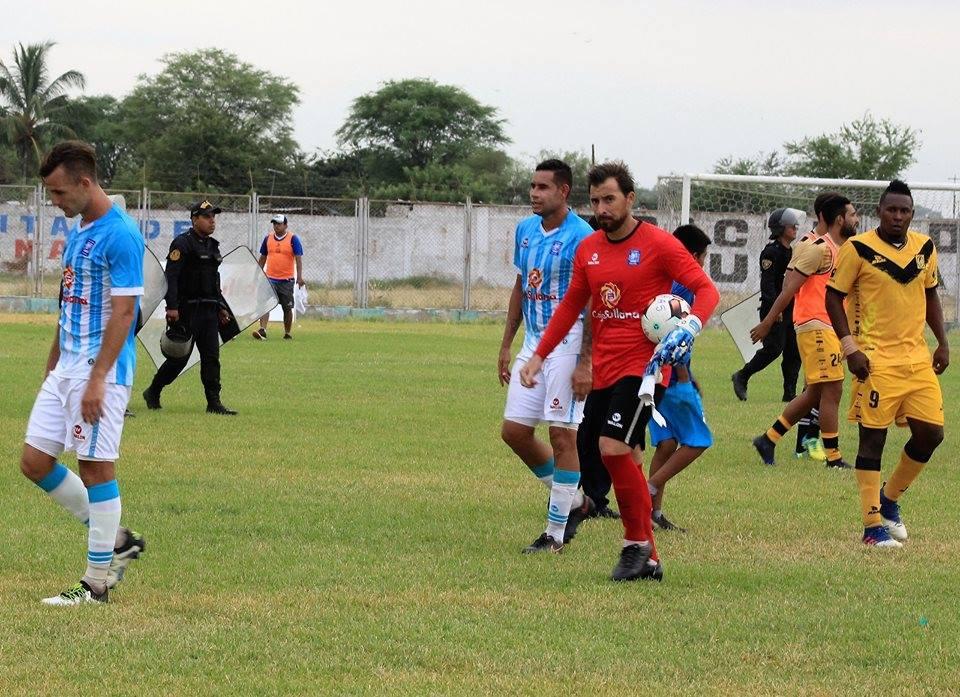 Binacional golea y clasifica a la final de la Copa Perú