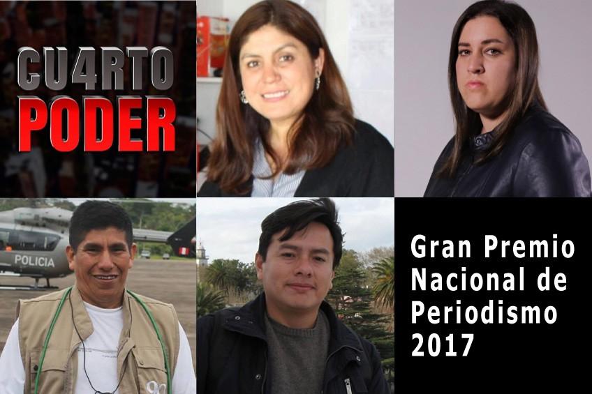 Reportaje sobre Javier Duarte gana Premio Nacional de Periodismo