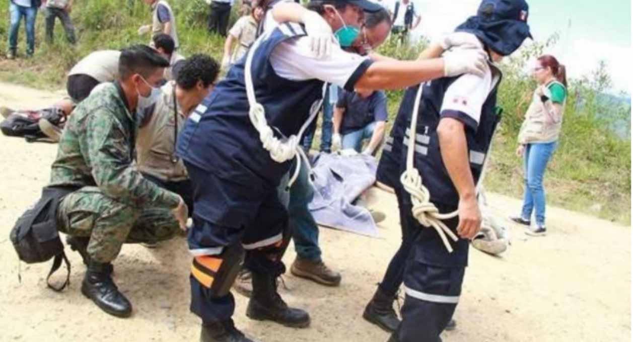 Ministerios de salud del per y ecuador ensayan respuesta for Ministerios del ecuador