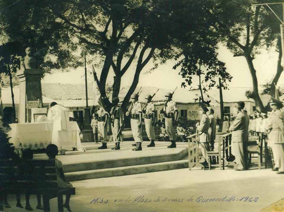 plaza querecotillo antiguo