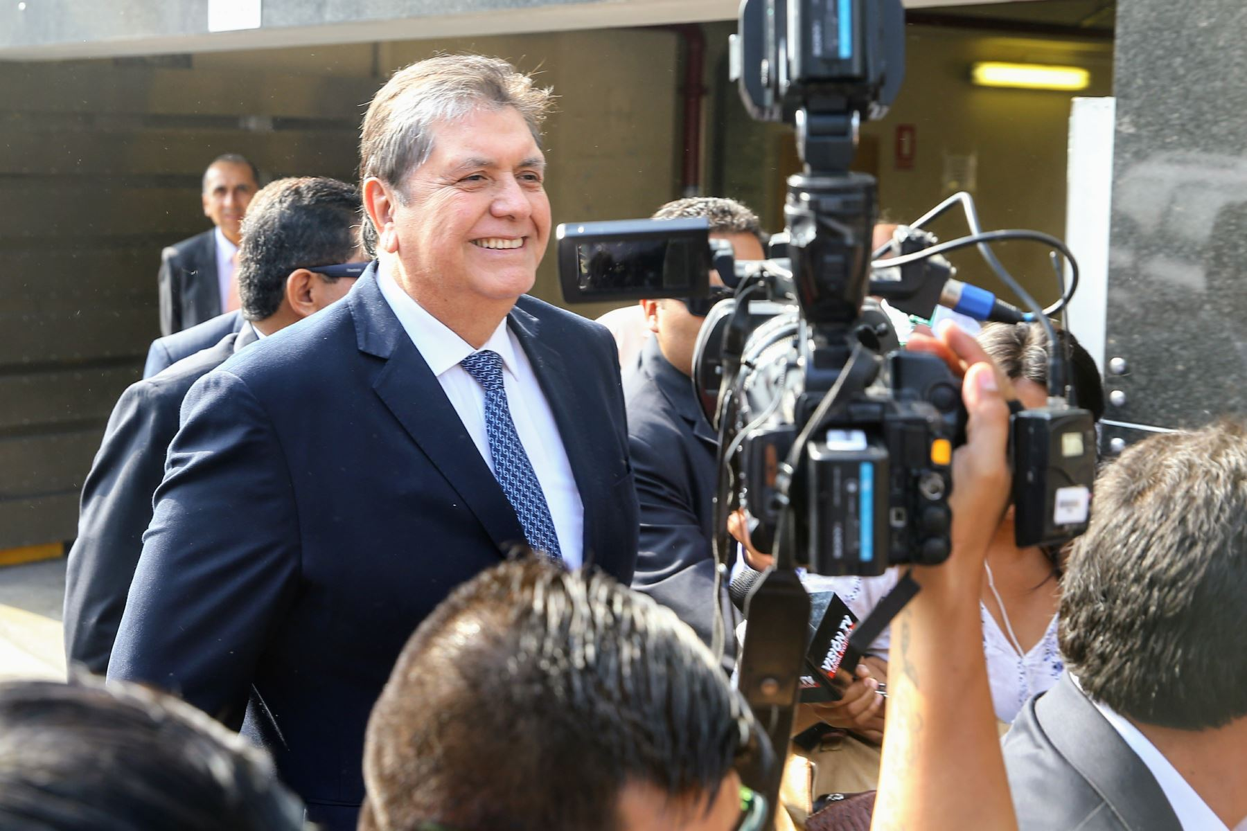Gobierno peruano descarta intercepción telefónica ilegal a ex presidente Ala García