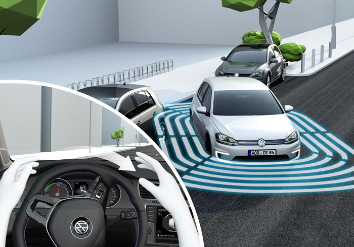 Nvidia se asocia con Uber y Volkswagen para desarrollar vehículos autónomos