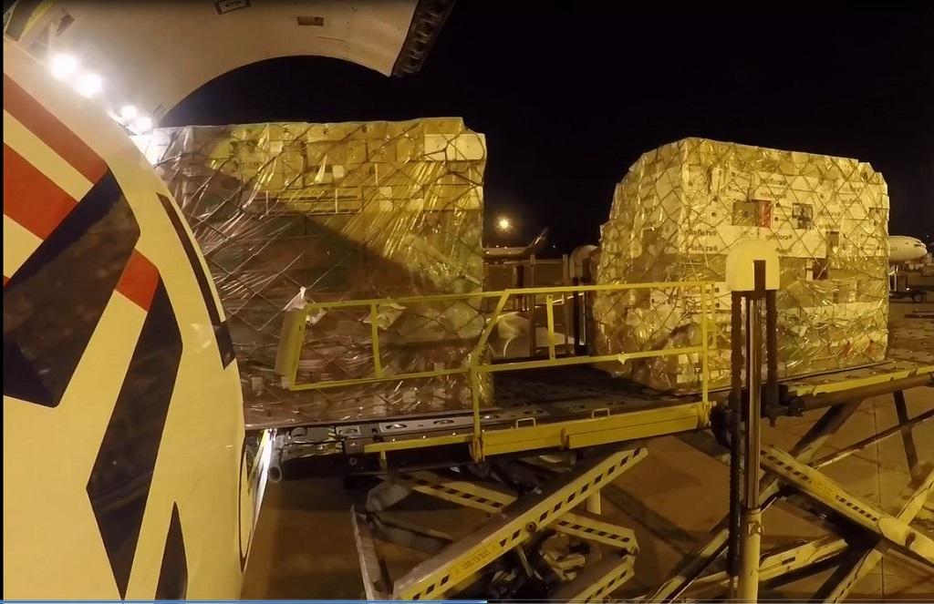 LATAM Cargo transporta más de 9,500 toneladas de flores