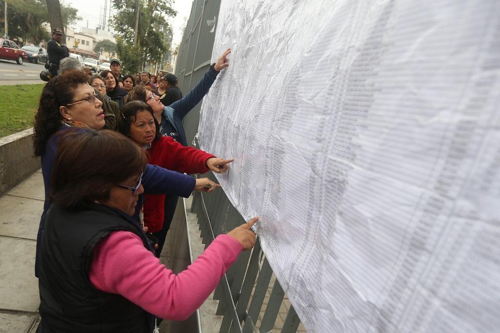 Más de 10 mil docentes piuranos concursarán para nombramiento