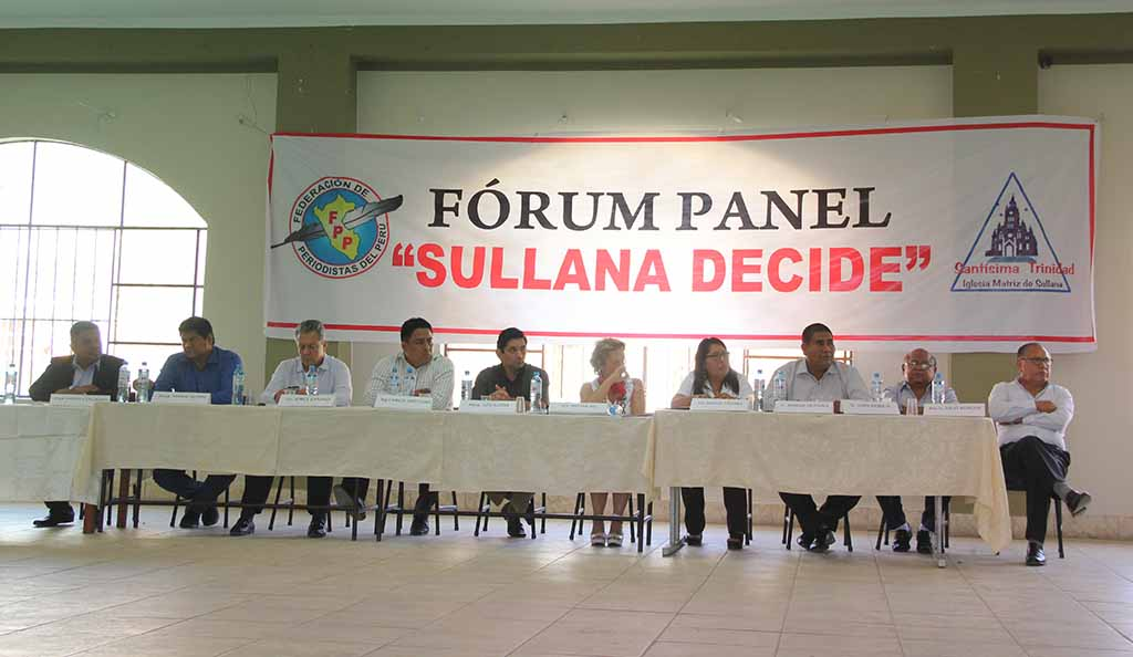 candidatos sullana