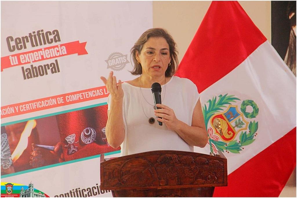 Catacaos: Fondoempleo y Cenfotur certificarán competencias laborales de joyeros - El Regional