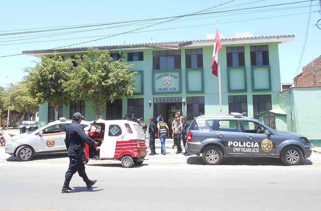 Tala: delincuentes a bordo de mototaxi asaltan a distribuidores y preventas - El Regional