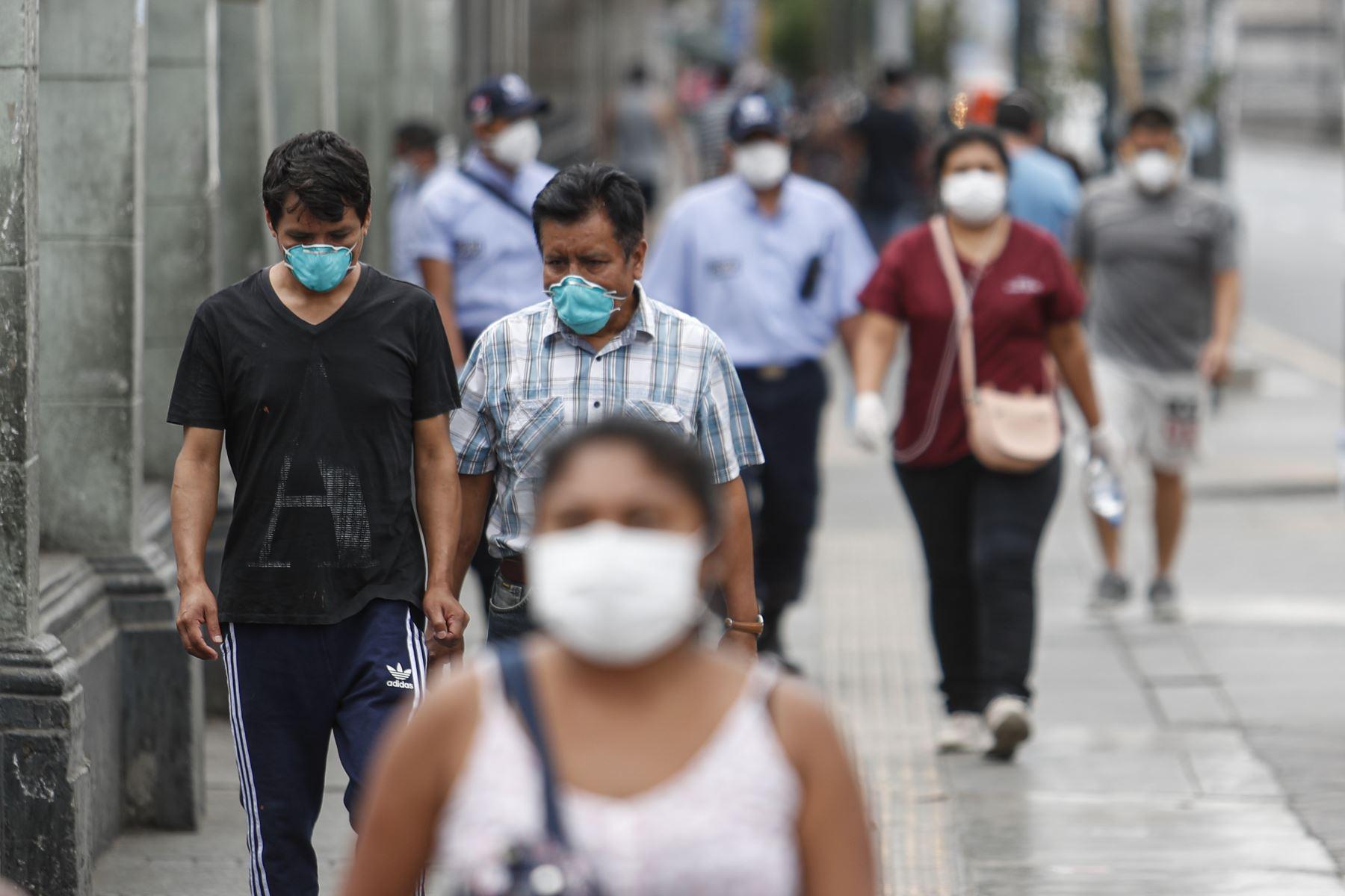 Coronavirus: Gobierno prorrogó estado de emergencia sanitaria por 90 días