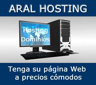 Dominios y hosting a precios cómodos
